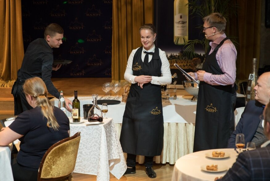 Eesti Parim Sommeljee 2017 võistlus
