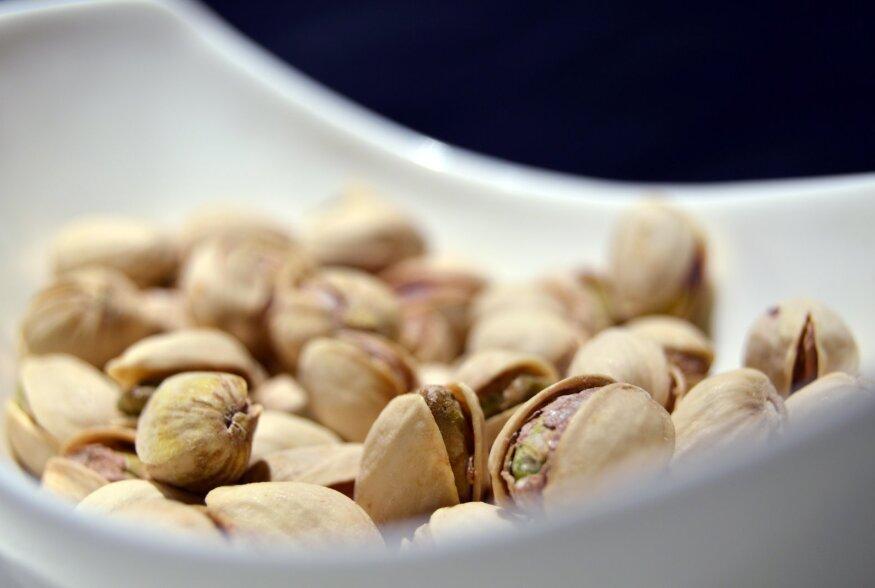 8 põhjust, miks süüa pistaatsiapähkleid