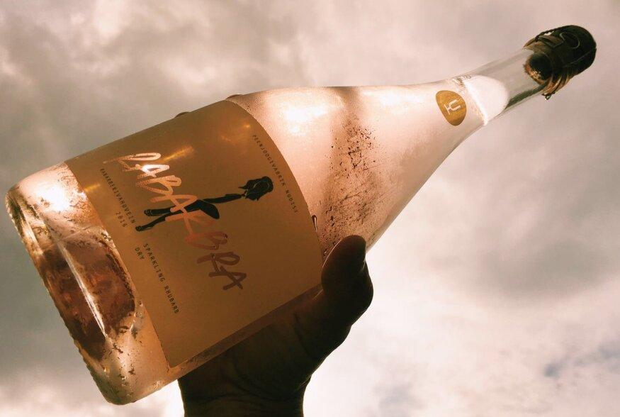 Rabarber on meie kandi Chardonnay: kaks veini sellest umbrohust, mille läbilöök maailmas on üsna kindel