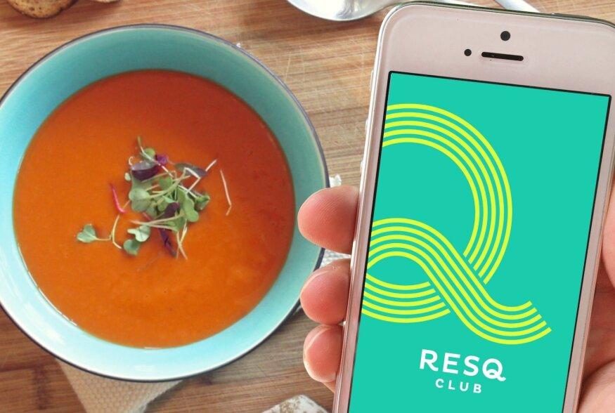 Toidupäästmise äpp ResQ lõpetab Eestis tegevuse