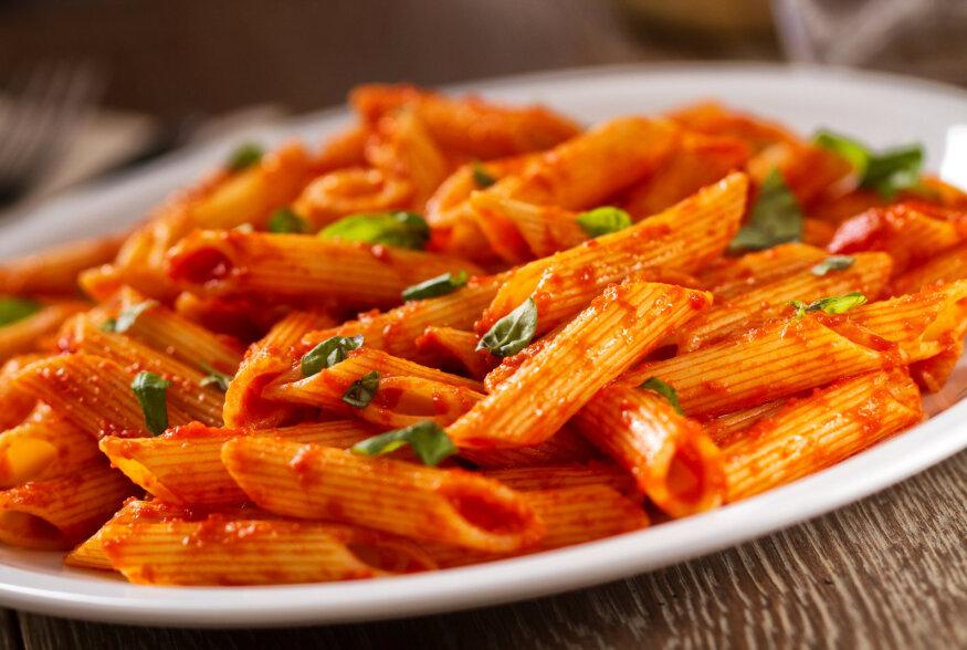 KIIRE ÕHTUSÖÖGI SOOVITUS:  Spaghetti al pomodoro  ehk tervitused Itaaliast