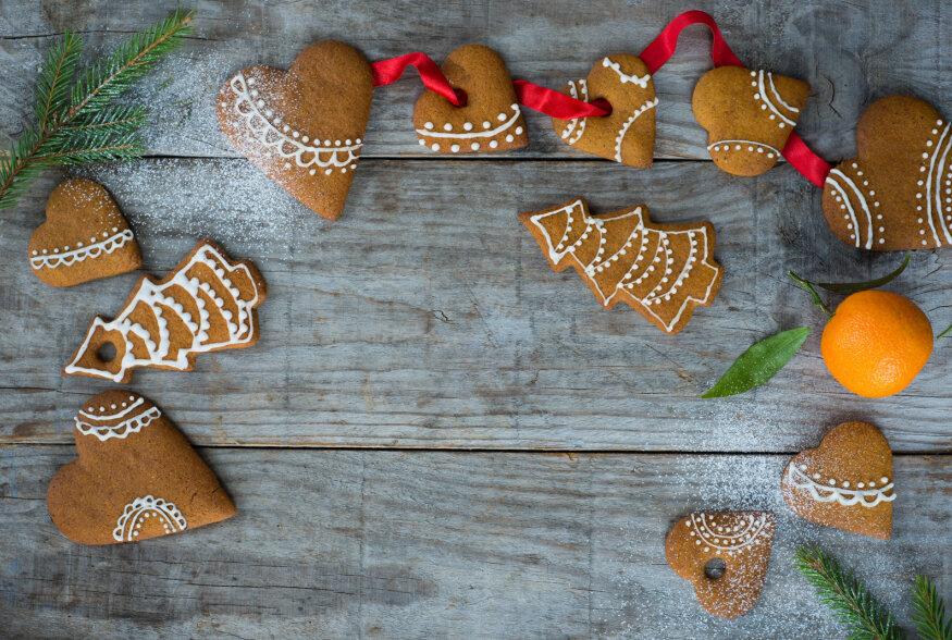 Piparkookide jälgi ajades — kes küpsetas esimese piparkoogi ja kuidas need vürtsiküpsised meieni jõudsid?