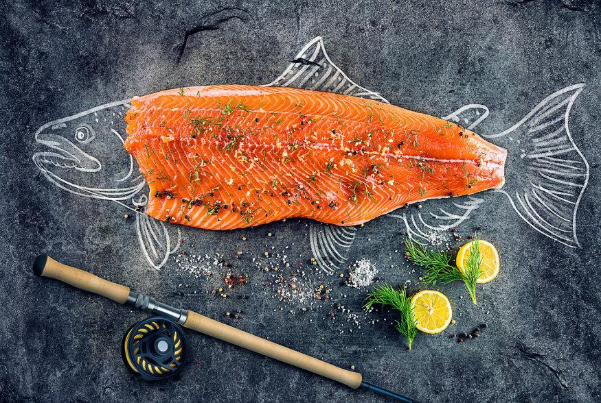 Värske uuring: lapsed on hakanud kala armastama