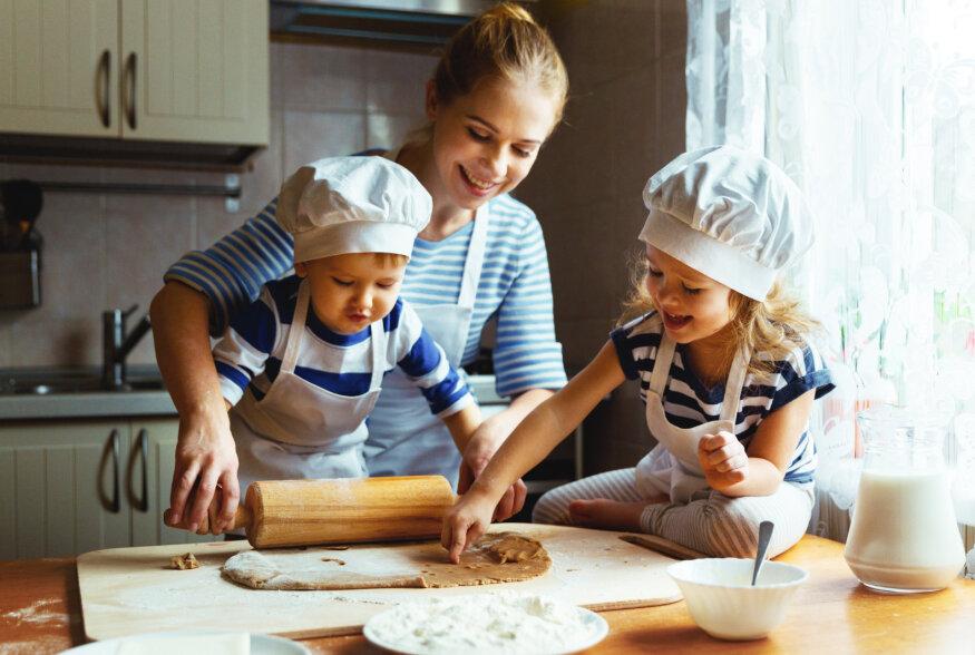 NIPID, kuidaspühadeaegsed suured söögitegemised stressivabalt üle elada