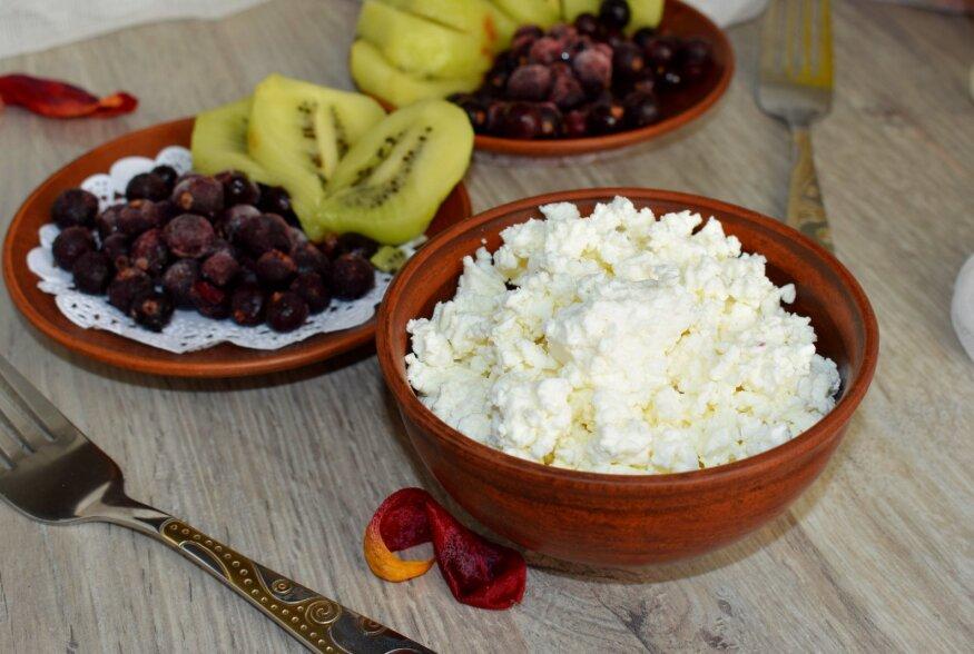 Kas eelistada pigem populaarset Kreeka jogurtit või vana head kodujuustu?