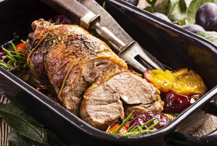 LIHAKOOL: Mida valmistada täna eilse rikkaliku pühadesöömingu lihajääkidest?