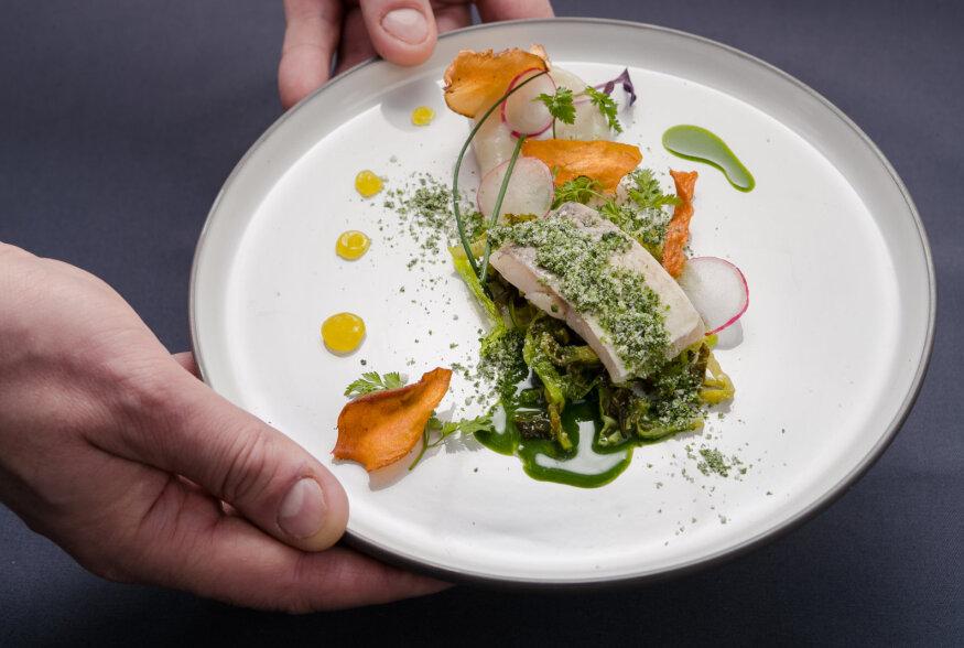 Pärnu Restorani Nädala 9700 külastajat valisid parimaks restorani Raimond ja sealse suitsusiia
