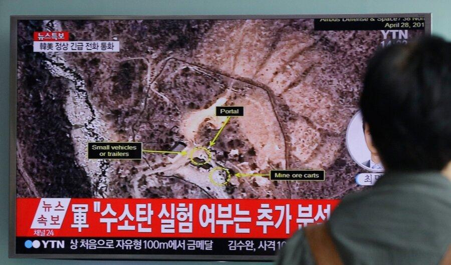 ВЮжной Корее спроектирован план уничтожения Пхеньяна