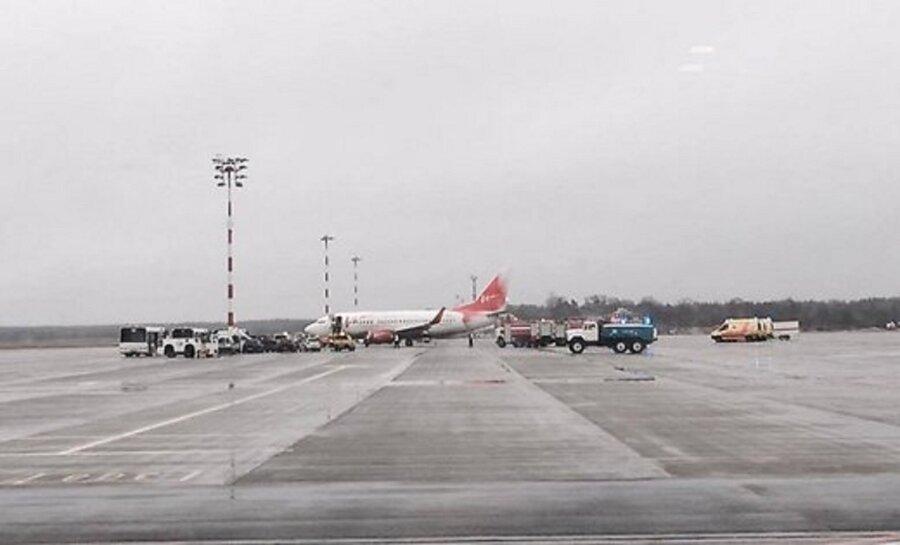 Самолет схоккеистами «Лады» соскользнул сполосы ваэропорту Риги