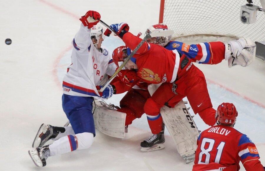 Venemaa vs Norra