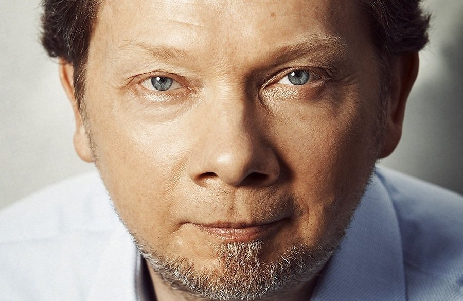 eckhart tolle how tall