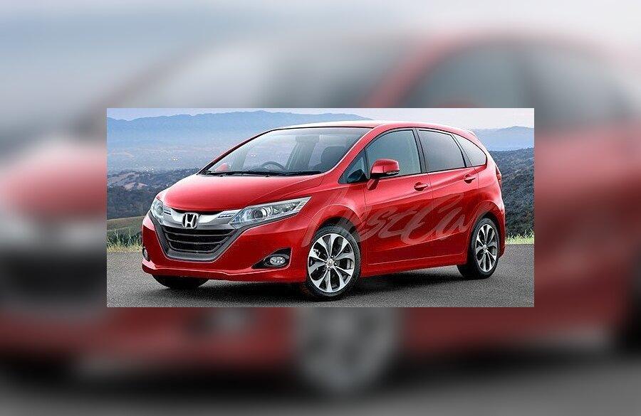 Автомобили Honda признали самыми ...