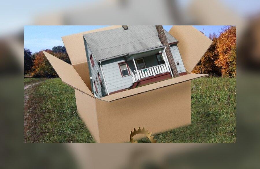 Загородный дом дачу