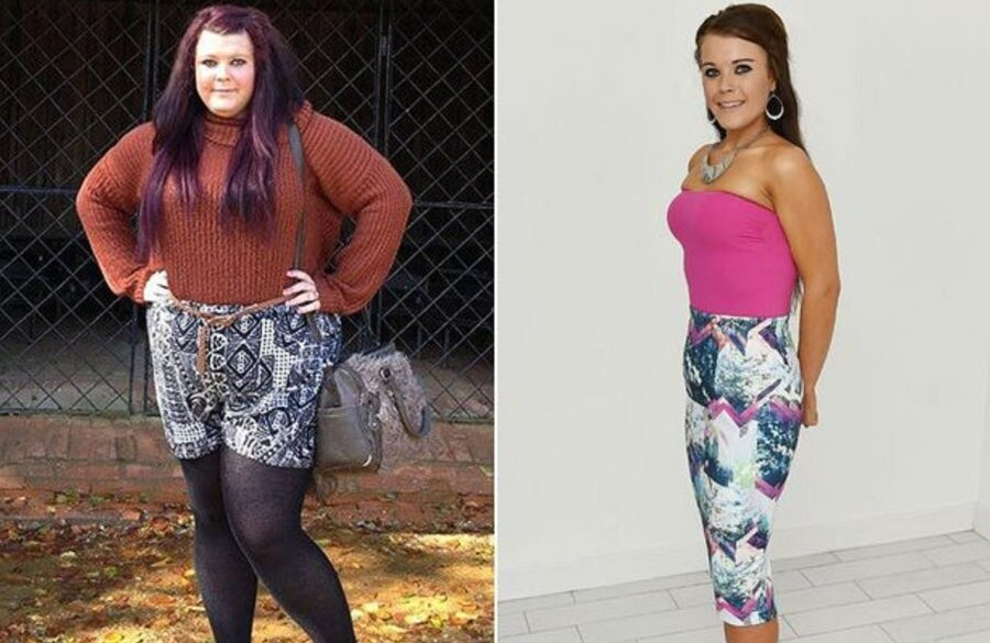 похудеть на 50 кг за 10 месяцев