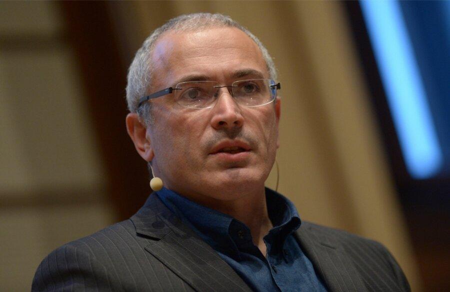Суд вИрландии разблокировал 100млневро Ходорковского