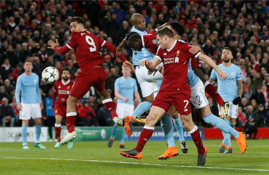 «Рома» выбила «Барсу», «Ливерпуль» опять победил «Манчестер Сити»— Лига чемпионов