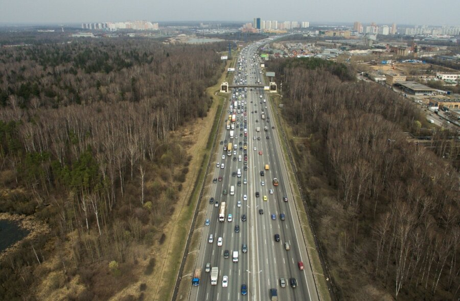 Иностранные перевозчики за проезд по дорогам РФ заплатят вдвое больше