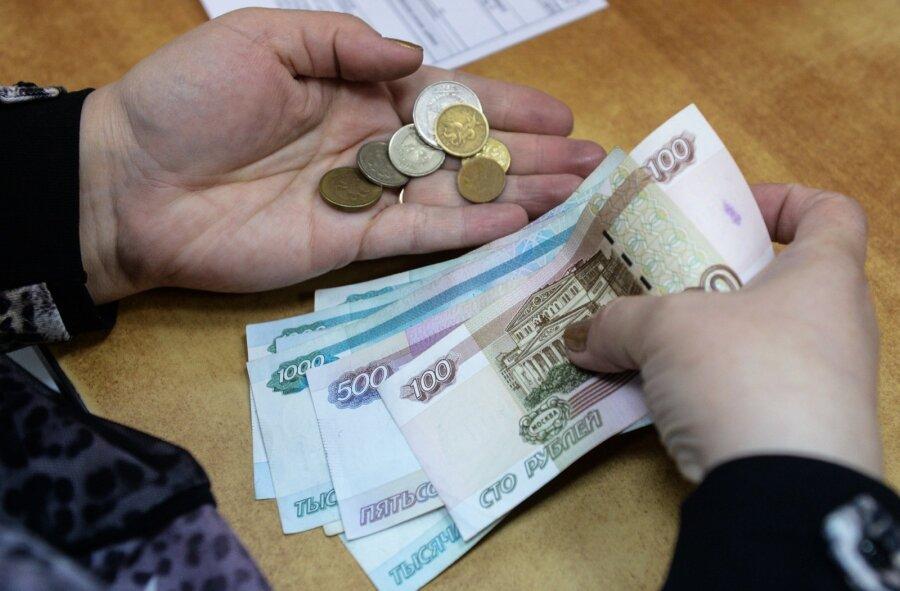 Жители России накопили долгов практически на5 трлн руб.