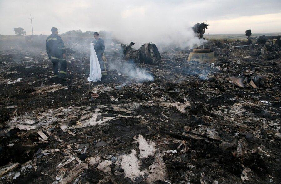 Русские специалисты: Ракета из«Бука» вылетела случайно