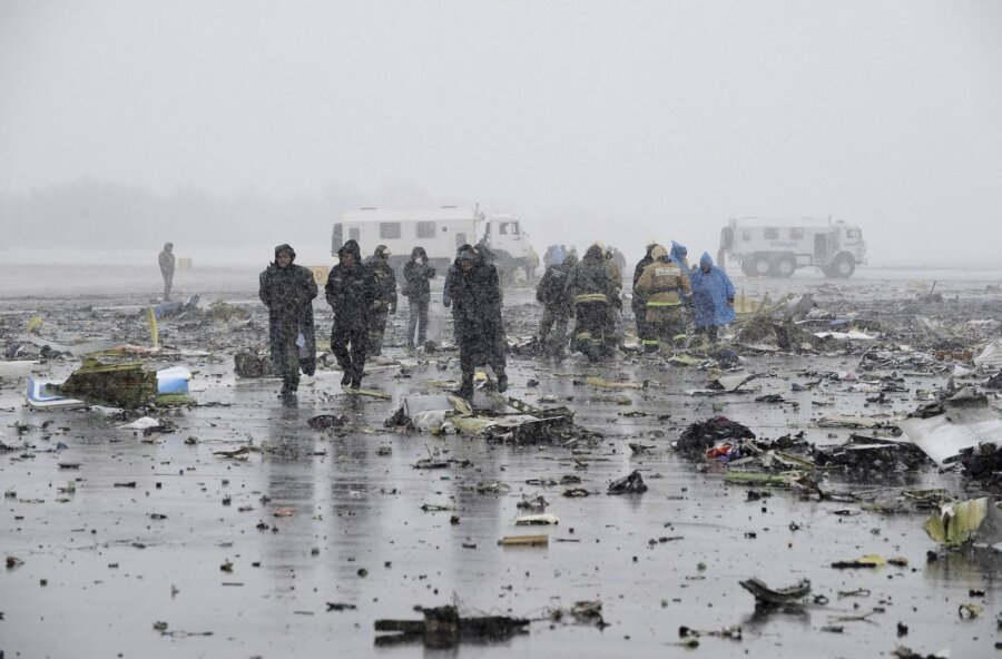 Google присоединился ктрауру попогибшим вавиакатастрофе вРостове