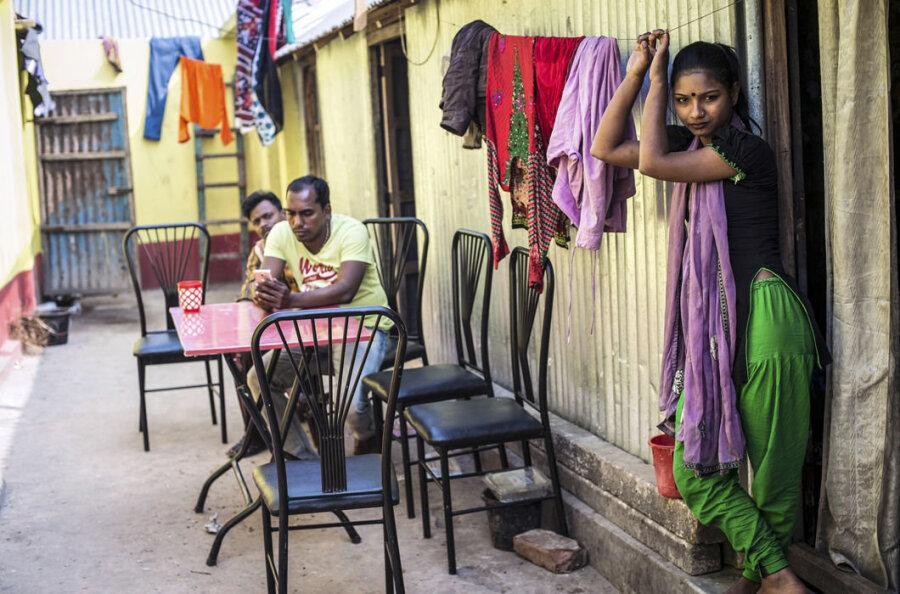Африка публичный дом видео фото 457-263