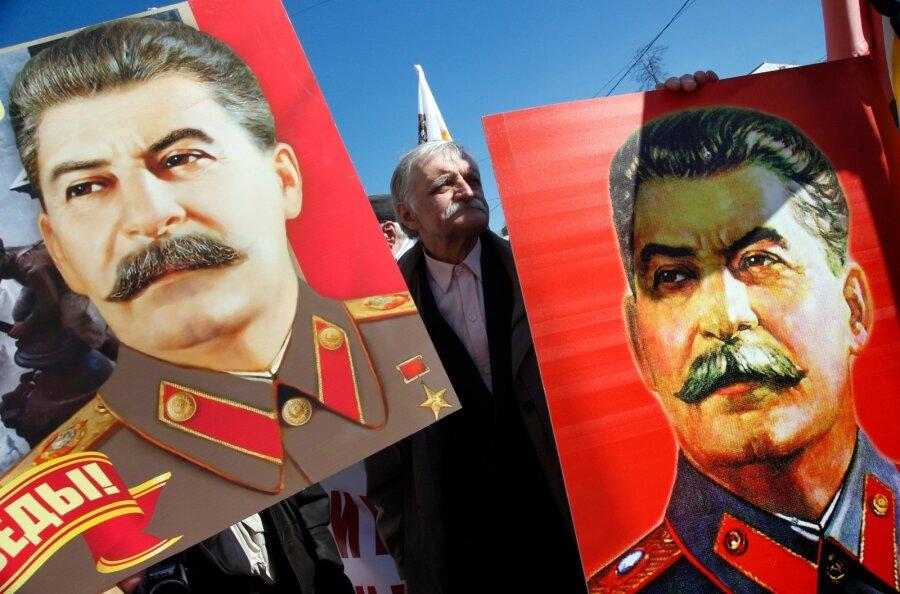 Согласие Сталина достигло вумах граждан России исторического максимума— Опрос