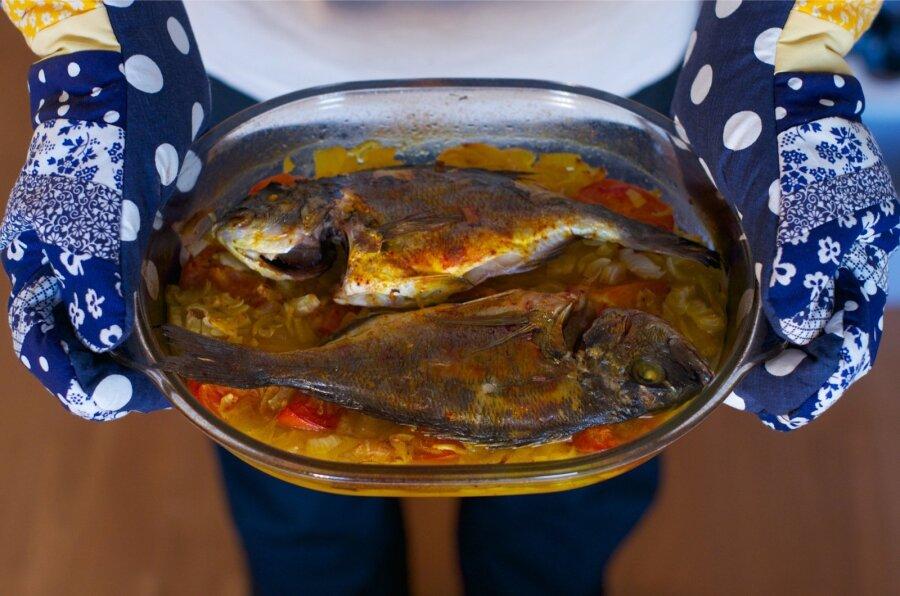 реклама рыбной продукции в картинках