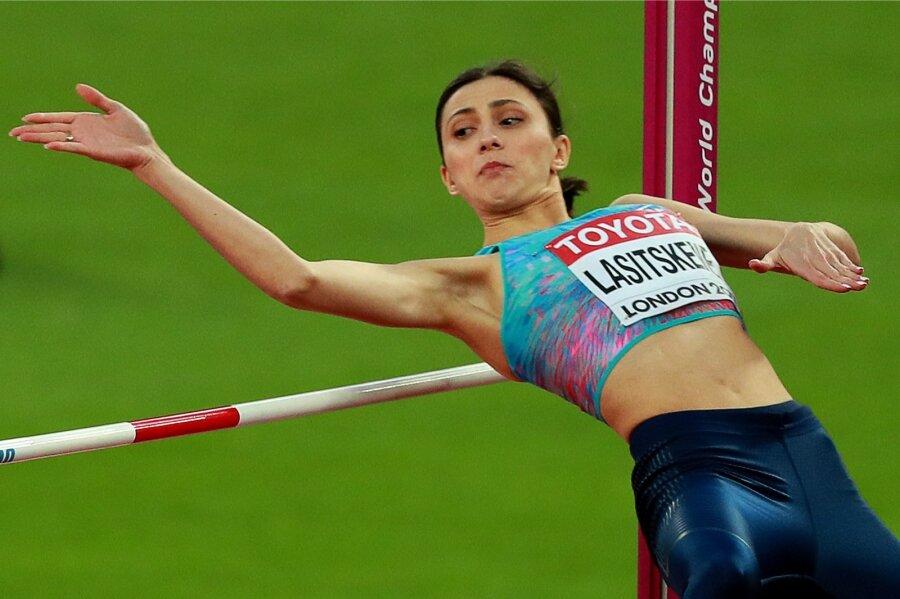 Ласицкене выиграла квалификацию ивышла вфинал чемпионата мира