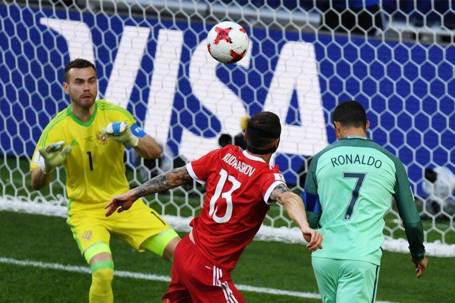 Venemaa vs Portugal