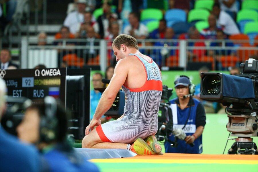 Борец Сергей Семенов одержал победу бронзовую медаль наОлимпиаде вРио