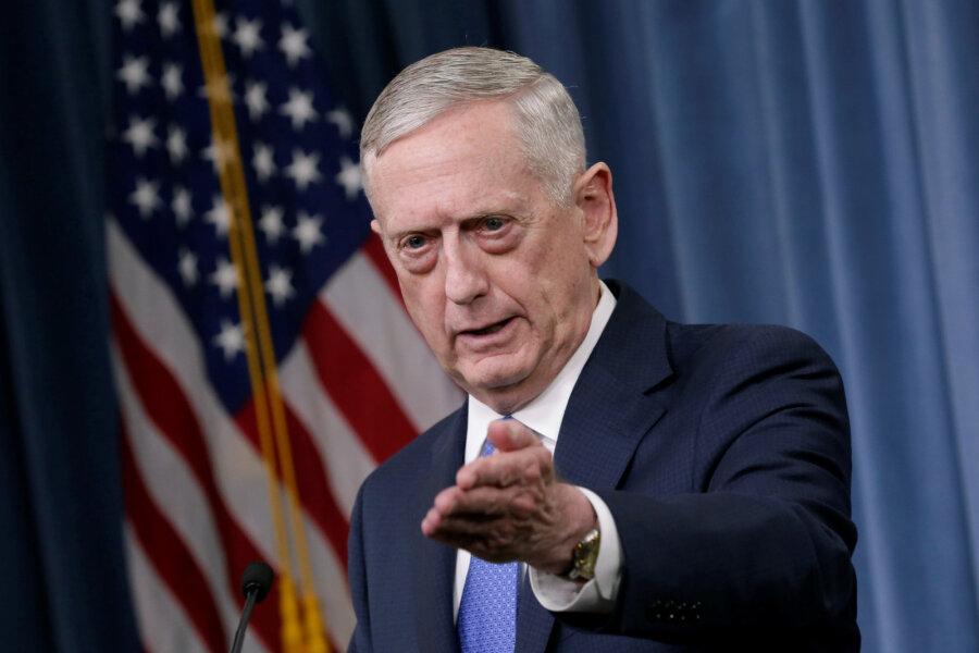 Путин бросил вызов международному порядку— Министр обороны США