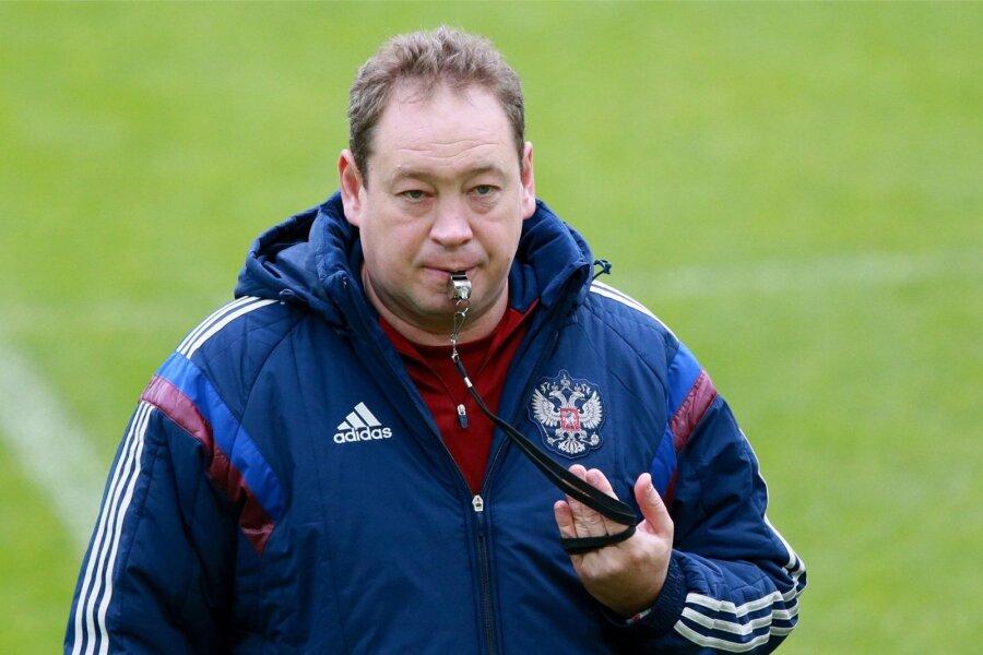 Леонид Слуцкий объявил футболистам ЦСКА, кто ихбудет упражнять