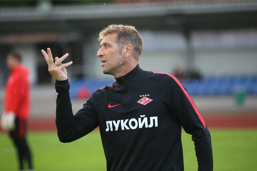 Бердыев невозглавит «Спартак» из-за провала переговоров сФедуном