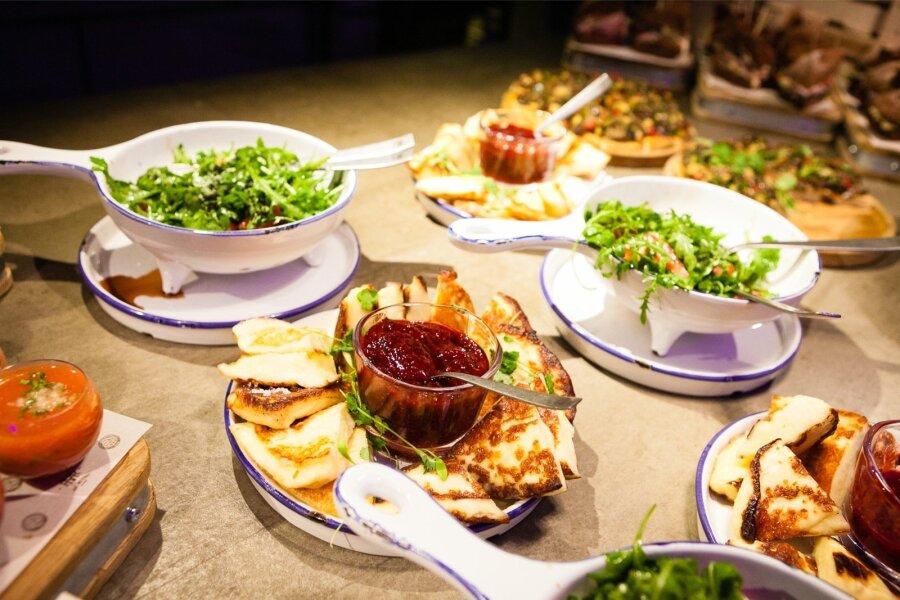 Rae Meierei restorani avamine