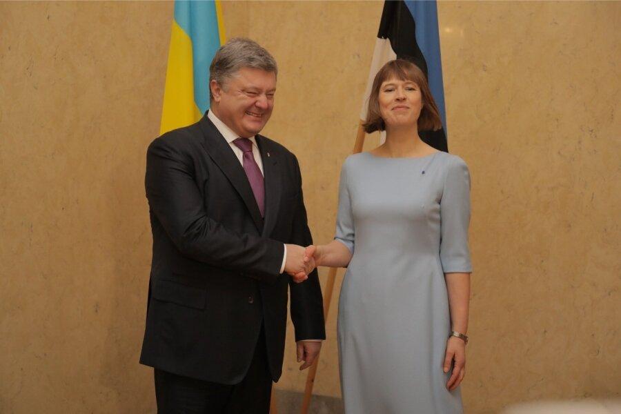 Порошенко отказался разговаривать сроссийскими репортерами вХельсинки