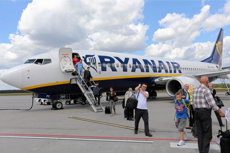 Ryanair вначале рабочей недели отменила рейсы Лондон-Таллинн … —ERR