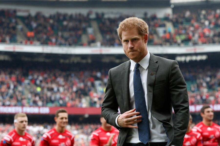 Принц Гарри поведал ожелании отказаться откоролевского титула