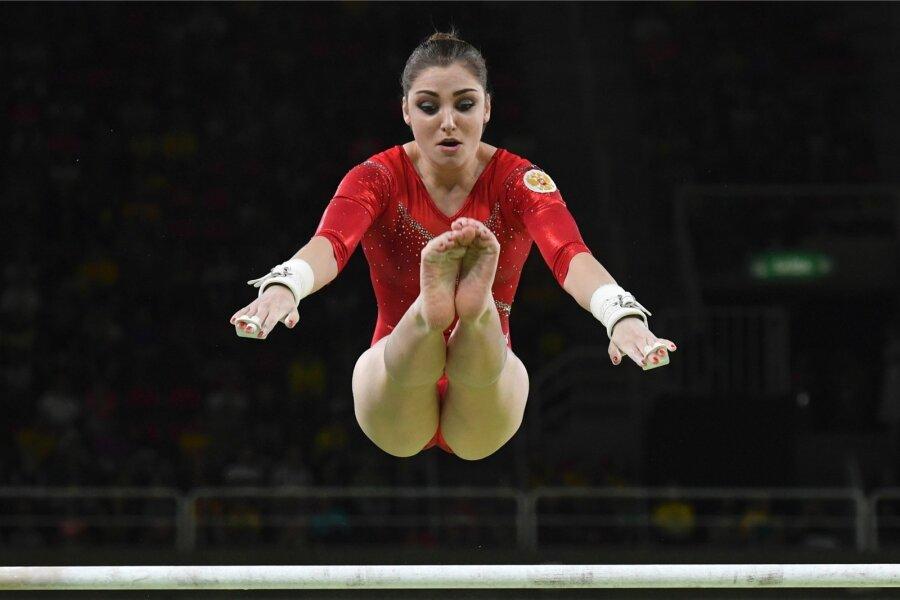 Двукратная олимпийская чемпионка гимнастка Мустафина ожидает ребёнка