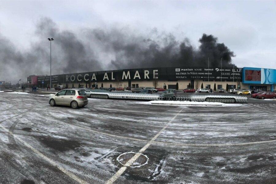Põleng Rocca al Mares