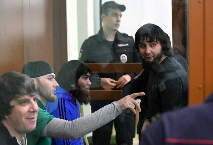 Верховный суд РФ  смягчил вердикт  поделу обубийстве Бориса Немцова