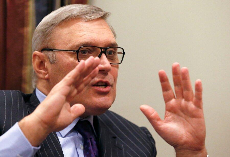 ВРоссии избили оппозиционного политика Касьянова