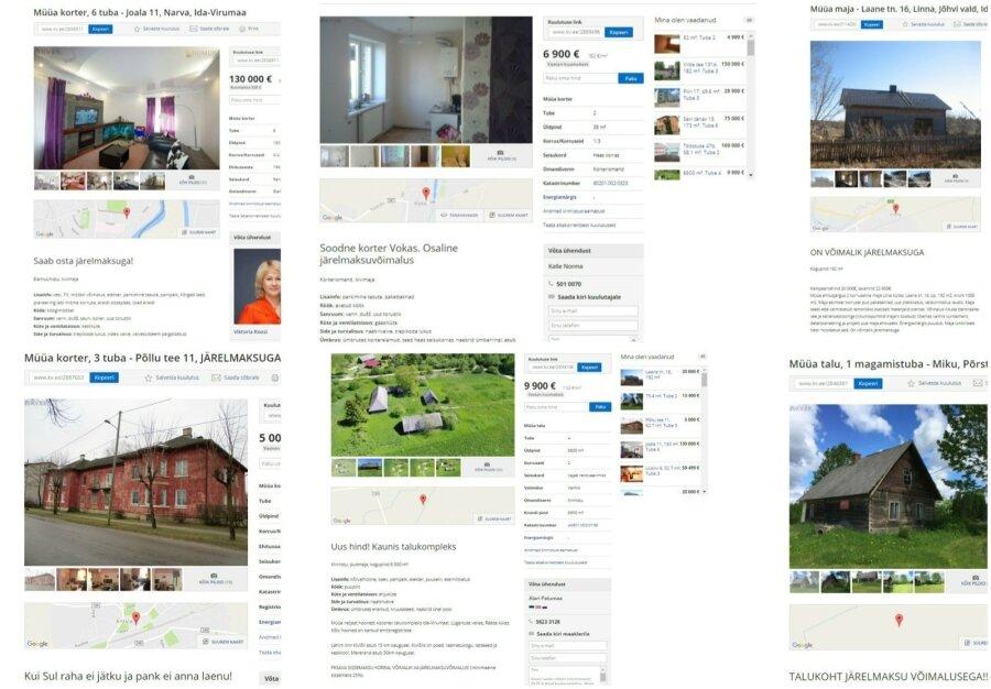 Частные объявления о продаже на русском эстония разместить бесплатно объявление на мос