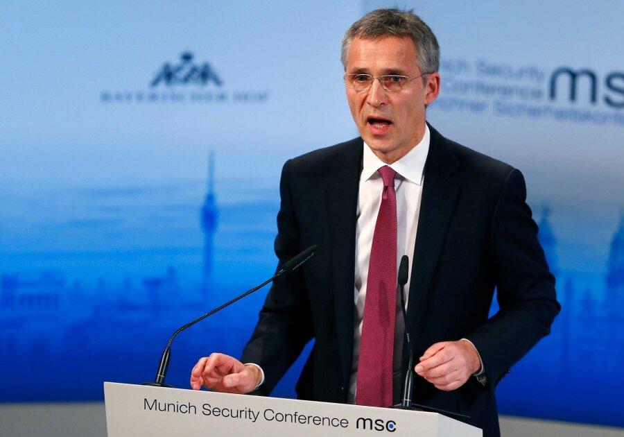 Союз ответит Российской Федерации силой иубедительным сдерживанием— генеральный секретарь НАТО