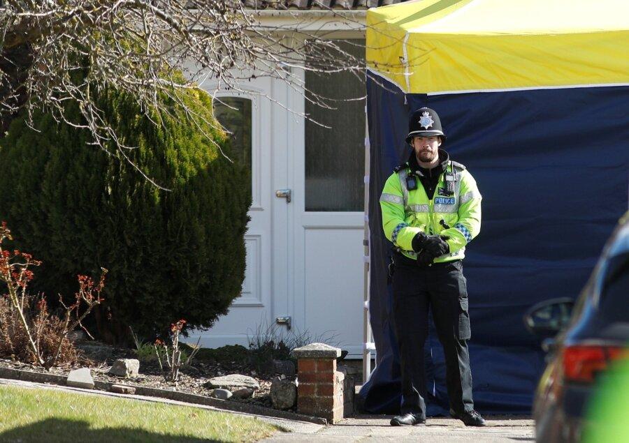 Милиция подозревает, что «Новичок» привезли из Российской Федерации впачке гречки