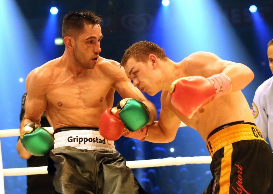 Felix Sturm vs Fedor Chudinov