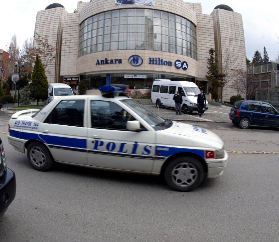 Два смертника взорвали себя вАнкаре после неудавшегося теракта