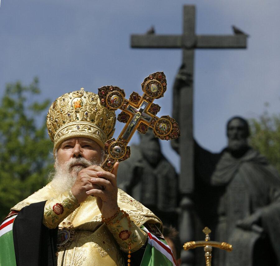 Насчетах Внешпромбанка «зависло» наследство покойного патриарха АлексияII