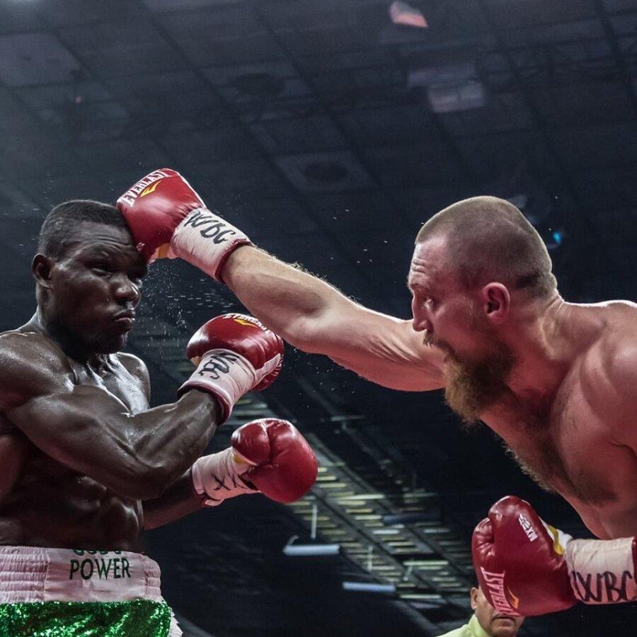 Батал Чежия победил Артема Вычкина врейтинговом бою