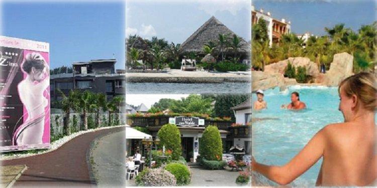 Топ5 лучших курортов для нудистов  Тонкости туризма