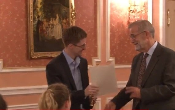 В российской столице прошла премьера фильма Оливера Стоуна «Сноуден»